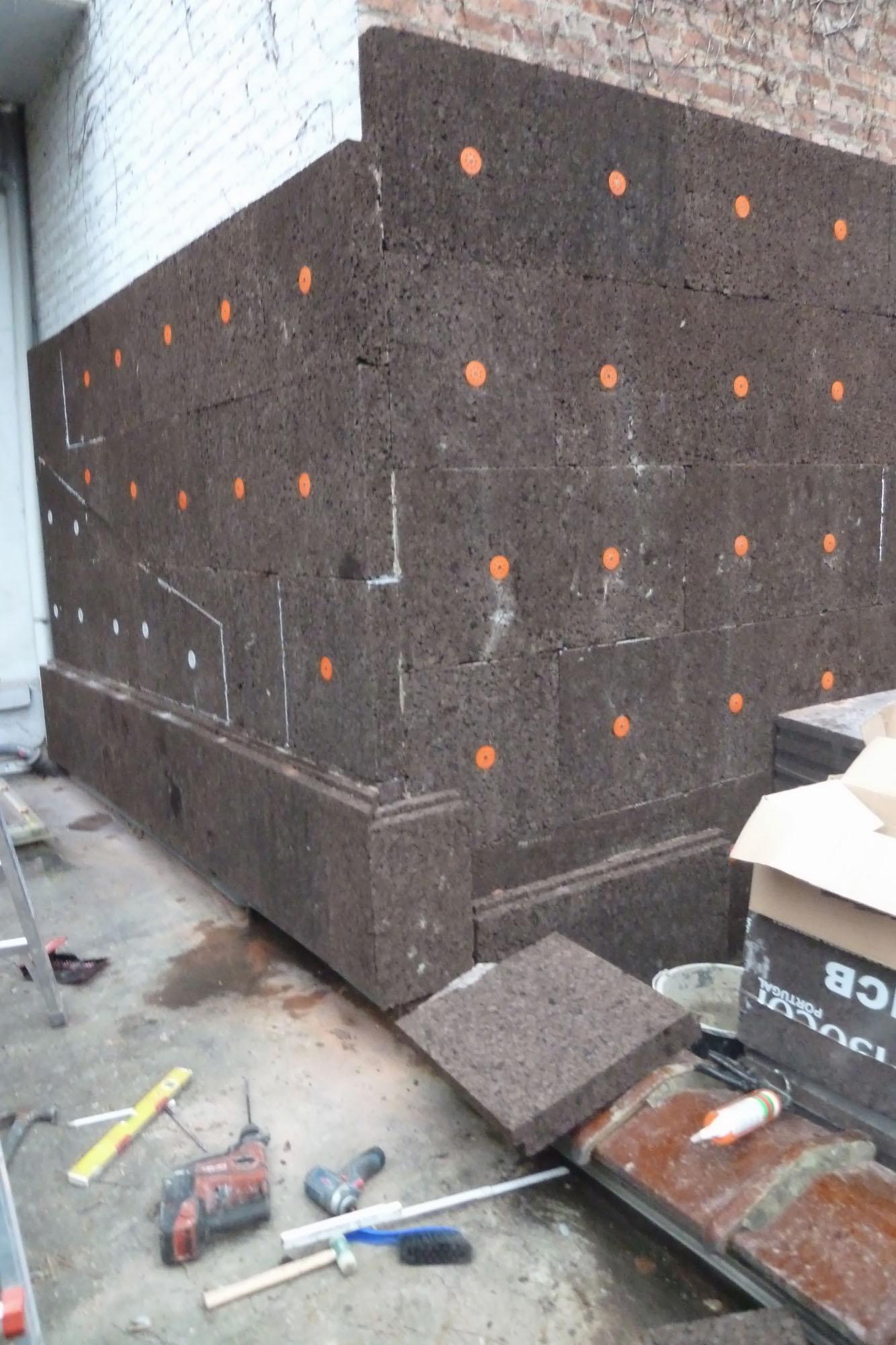 Isolation Mur Exterieur Liege